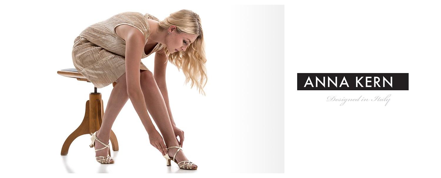 Chaussures ANNA KERN, la gamme jeune et dynamique