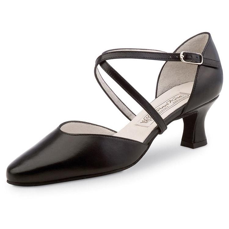 Chaussure de danse femme Werner Kern PATTY 55, chaussures de danses de salon, escarpins de danse, danses latines, danceworld, bruxelles.