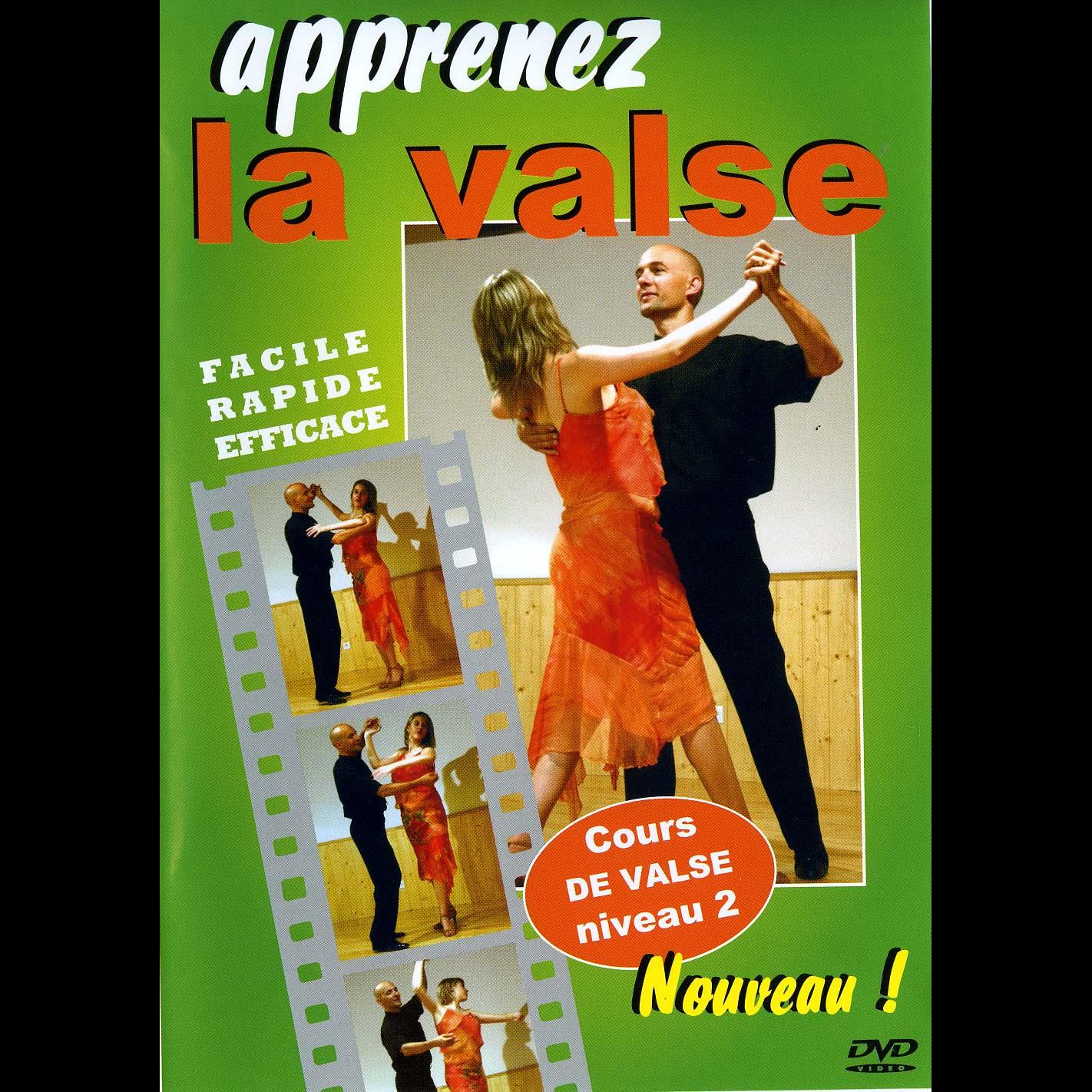 APPRENEZ LA VALSE COURS MOYEN DVD JP116, danceworld bruxelles