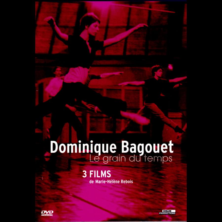 Documentaire danse, DVD ARC1064 Dominique Bagouet, Le grain du temps;