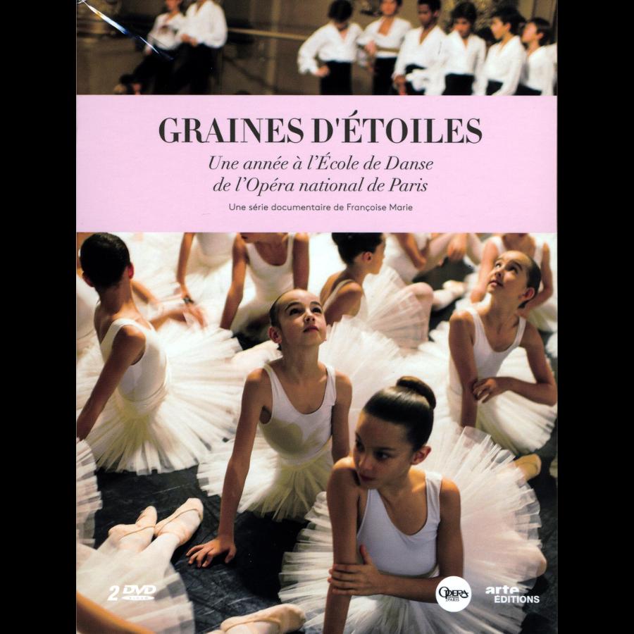 Film documentaire art et culture, 2 DVD ART193, GRAINES D'ETOILES.