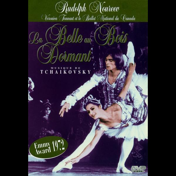Film documentaire ballet, DVD ECH1055 LA BELLE AU BOIS DORMANT, Rudolf Nureyev
