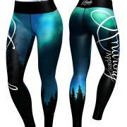 legging fitness Aurora, Anarchy Apparel, sport wear.