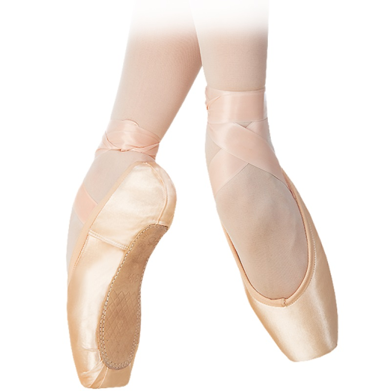 GRISHKO DREAM POINTE DP-0528 MF, Medium-Flex, GRISHKO DREAM POINTE DP-0528 HF, Hard-Flex, danceworld, bruxelles.
