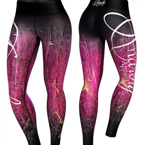 ANARCHY APPAREL legging Demonia, Dance World, Bruxelles