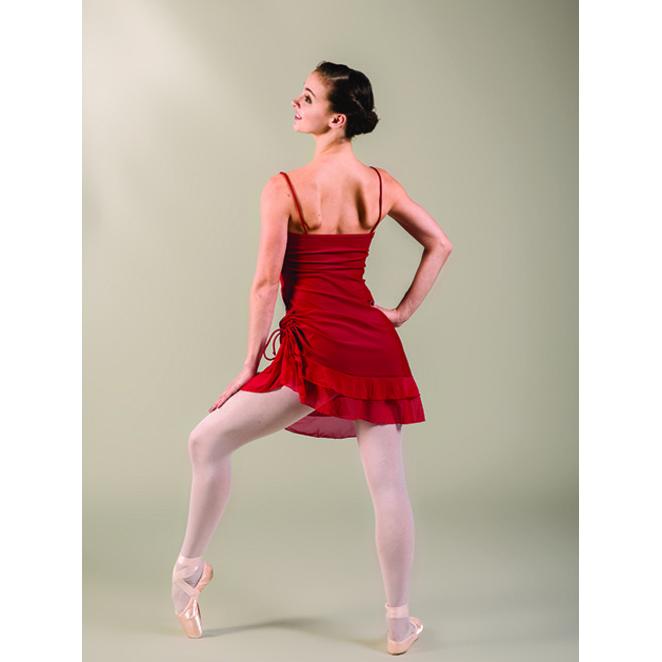 Léane bordeaux, LEANE ROJO, Tunique de danse BALLET ROSA, danceworld, bruxelles.