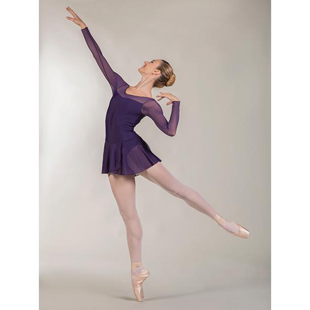 Francesca aqua, FRANCESCA PRUNUS, Tunique de danse BALLET ROSA, danceworld, bruxelles.