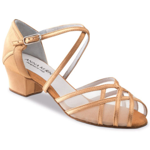 520-35, Chaussure de west coast swing ANNA KERN, danceworld, bruxelles