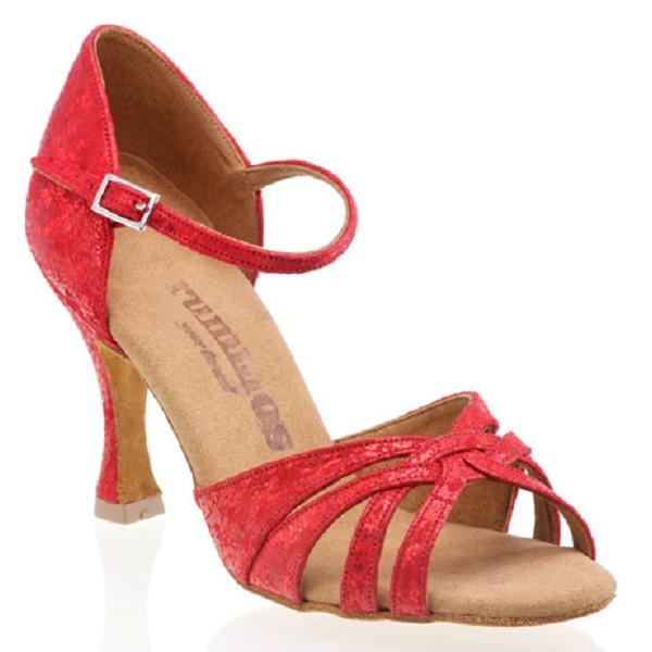 LATIN R520-60R, Chaussure de salsa RUMMOS, danceworld, bruxelles.