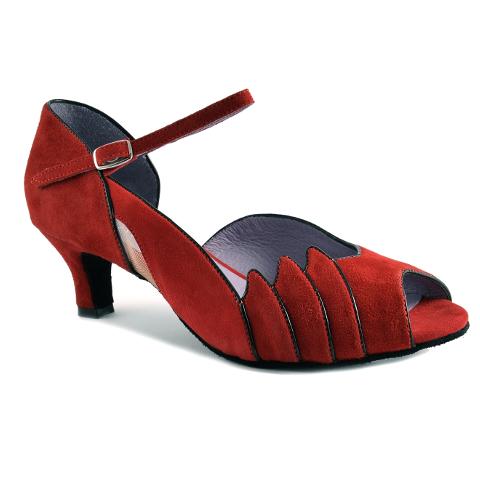 Chaussure de danse femme MERLET Danube-1404-222, soldes, Danceworld Bruxelles