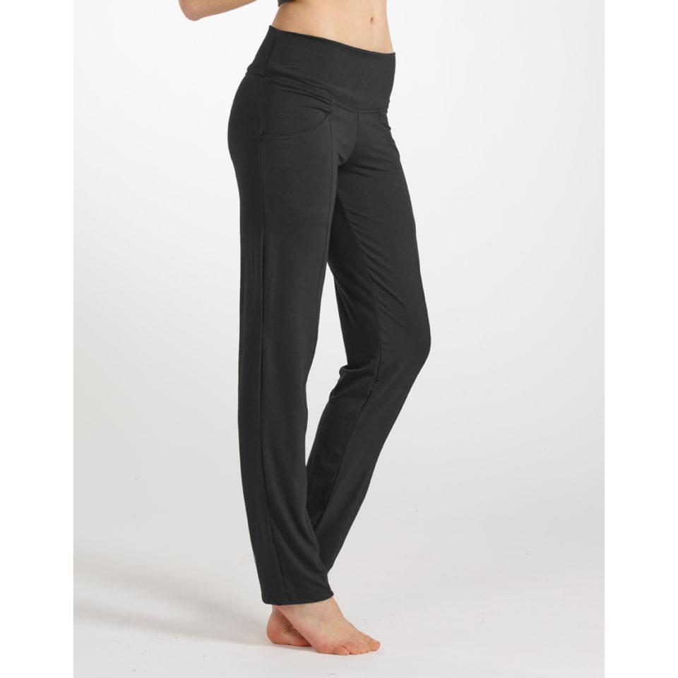 Pantalon de jazz TEMPS DANSE AMELIE, fuselé, avec poches.