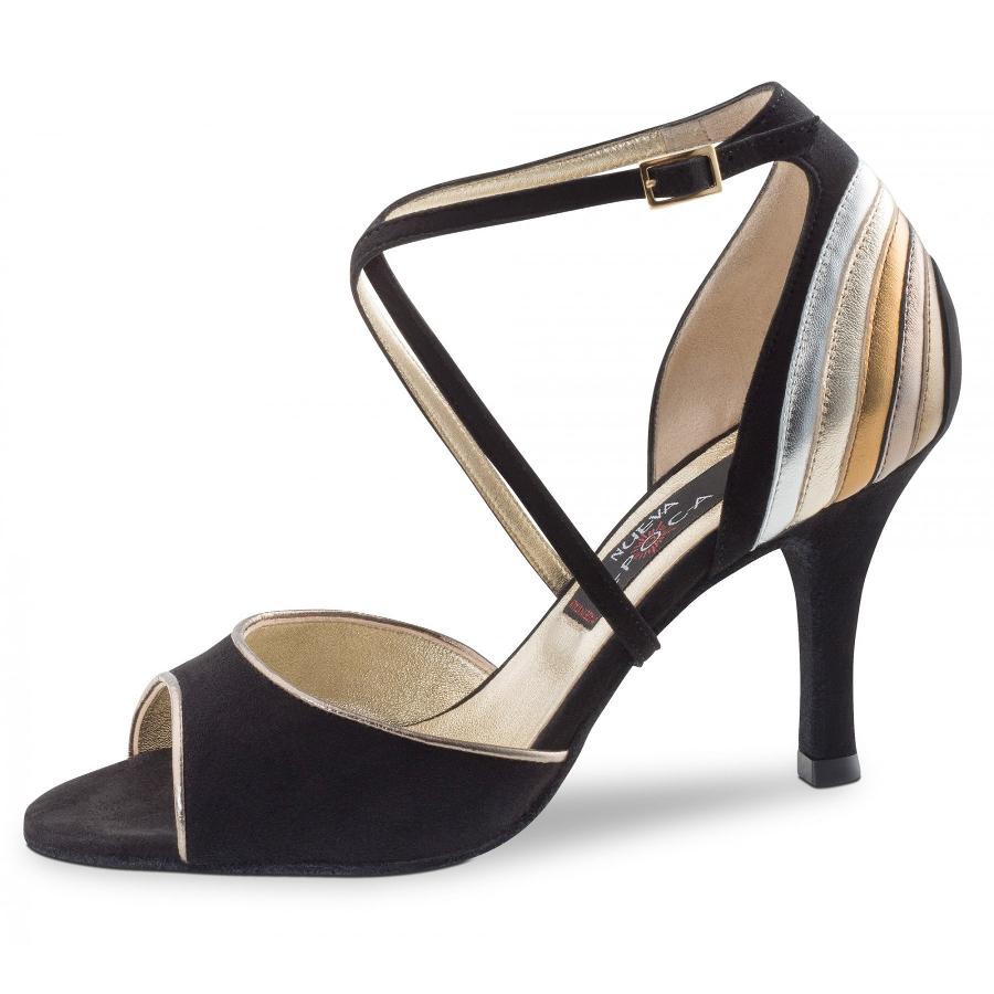 Chaussure de tango NUEVA EPOCA Luzma 8cm