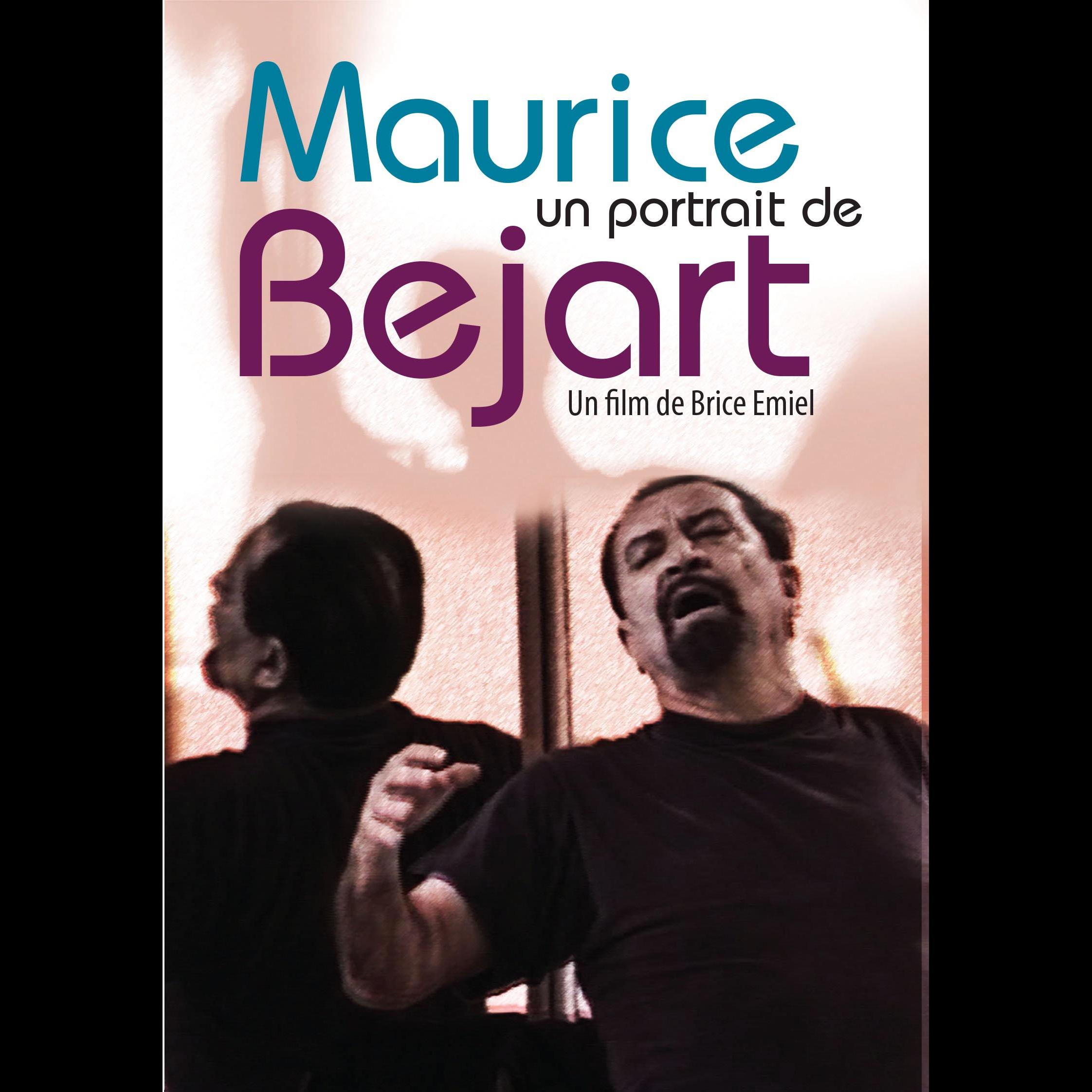 Documentaire danse, DVD ALB016 MAURICE, UN PORTRAIT DE BEJART, ARCADES ALB016
