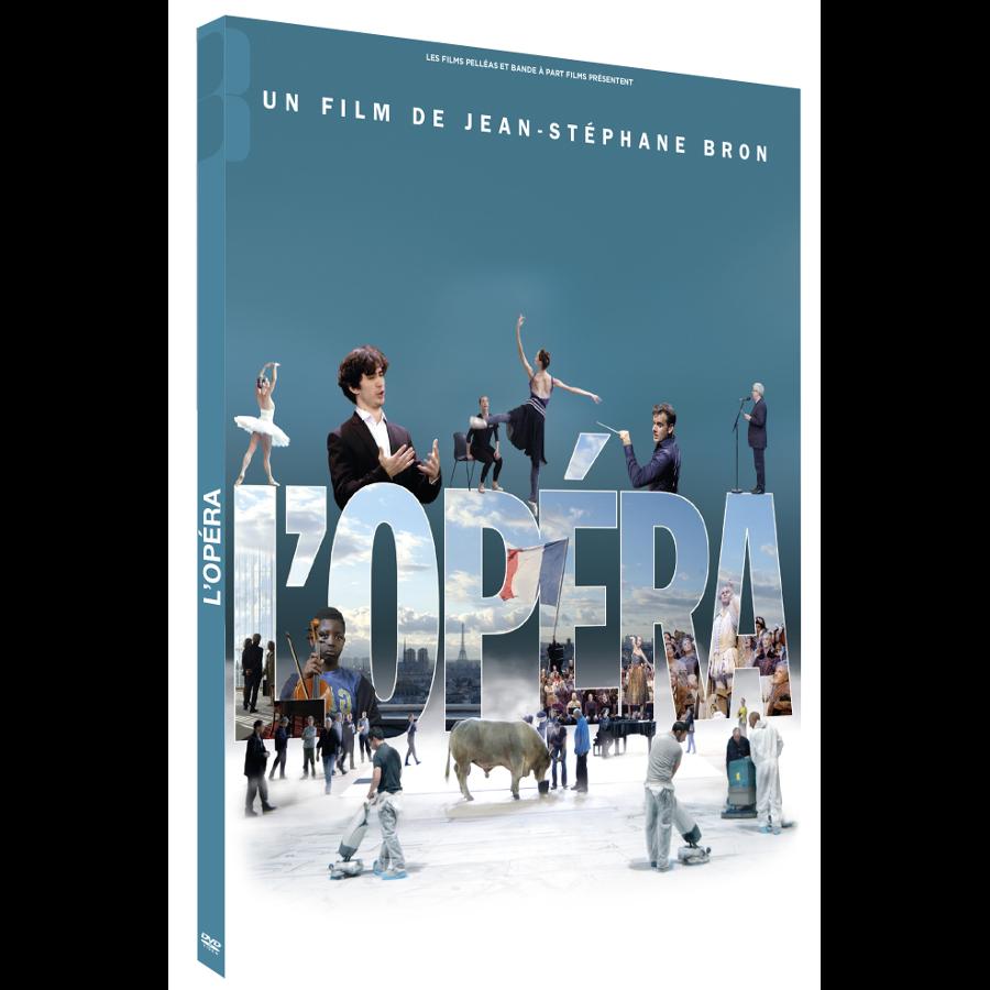 film documentaire art et culture, L'OPERA, DVD BLS001.