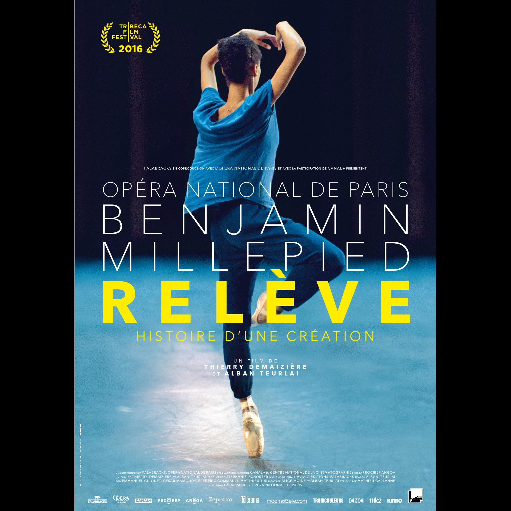 Documentaire danse en DVDKMB066 Relève : Histoire d'une création, ARCADES KMB066.