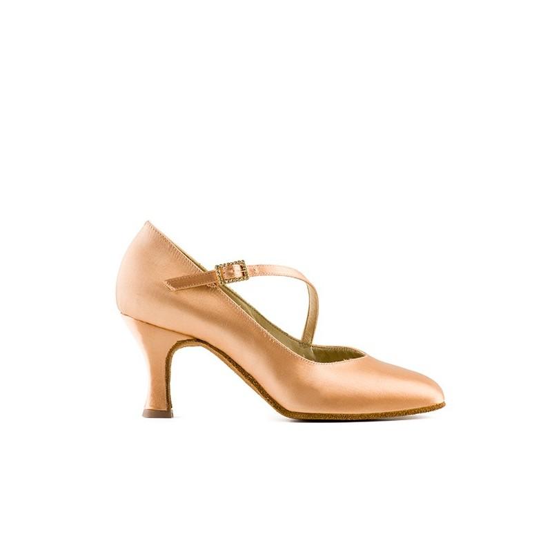 SIDECROSS 1073, Chaussure danses standards PAOUL femme, danceworld bruxelles