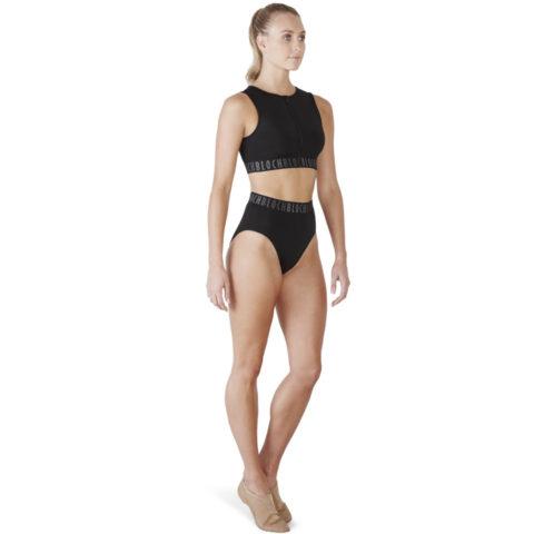 Sous-vêtements de sport, brassière BLOCH FT5010, Sous-vêtements de sport, culotte BLOCH FR5011, danceworld, bruxelles.
