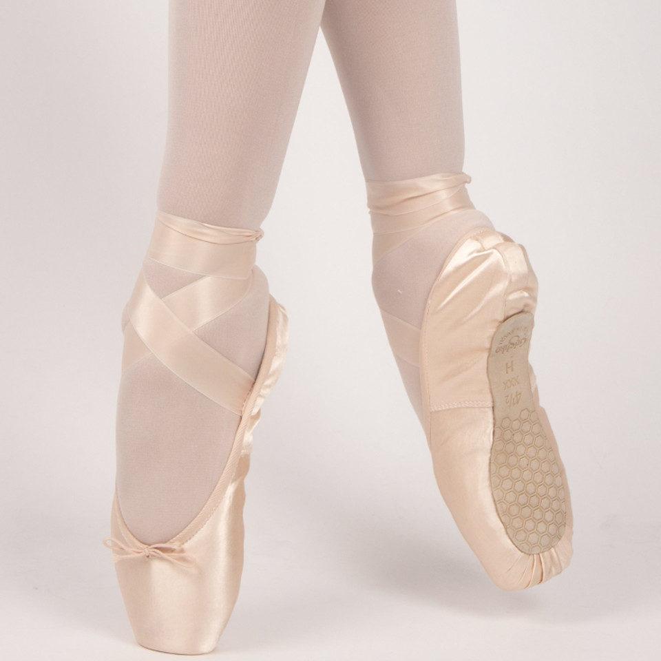 Grishko Smart Pointe Shoes 0537 SuperHard, Grishko Smart Pointe Shoes 0537 Hard, Grishko Smart Pointe Shoes 0537 Medium, chaussons de pointe grishko • Danceworld, bruxelles