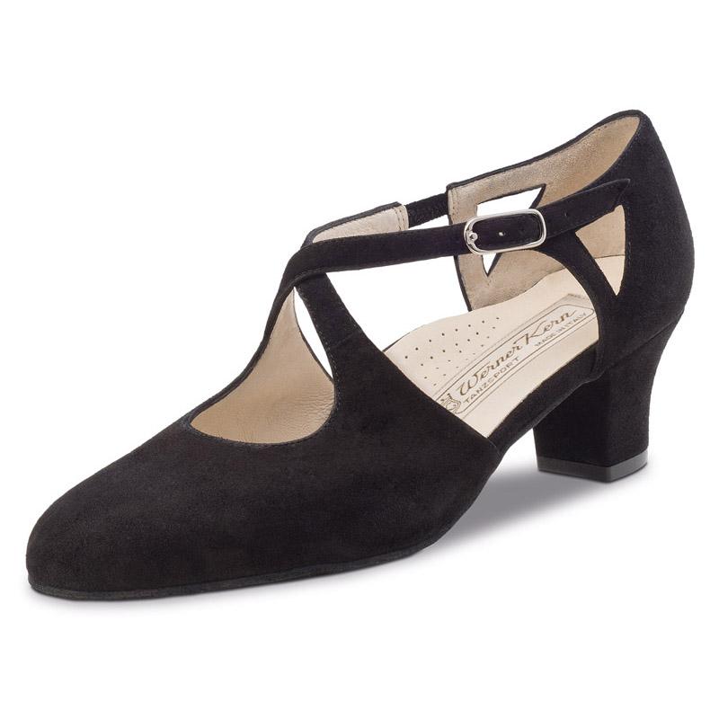 GALA CONFORT 45, Chaussure de danse WERNER KERN femme, danceworld, bruxelles.