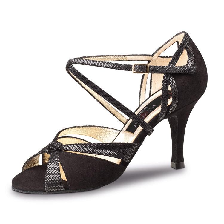 Chaussures de danses de salon, escarpins de danse, Chaussure de danse femme NUEVA EPOCA SIENNA 7, danceworld, bruxelles.