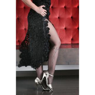 balo 65-2 black, collants fantaisie, danceworld, bruxelles.