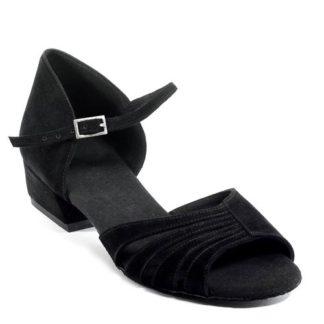 KAYLA 35 Daim, Chaussure de West Coast swing RUMMOS, danceworld, bruxelles.
