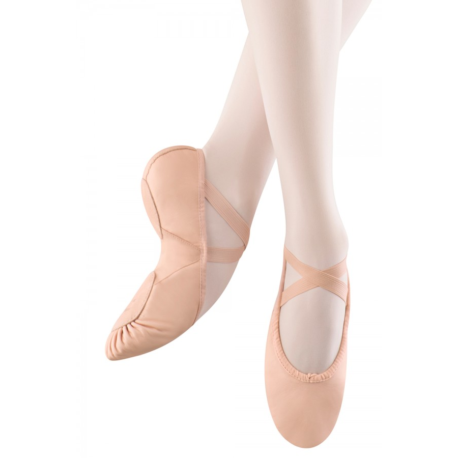 Demi-pointe cuir bisemelle BLOCH S0203 Prolite II hybrid, largeur C, Dance World, Bruxelles