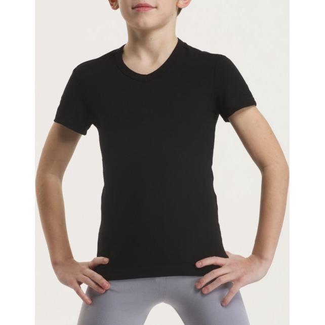 OLIVER JR, T-shirt de danse pour garçons, TEMPS DANSE, danceworld, bruxelles.