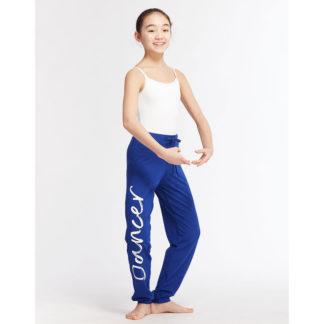 Pantalon de jazz enfant Temps Danse AFFETTO, jogging de danse, pantalon d'échauffement, danceworld, bruxelles.