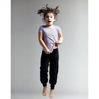 T-shirt de danse Temps Danse ANAIS Je suis une Danseuse, fibres naturelles, danceworld, bruxelles.